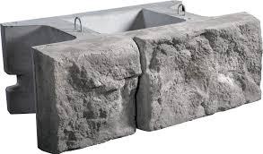Concrete Block Garden Wall by Reinforced Concrete Retaining Wall Modular Prefab For Garden