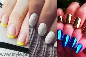 beauty trends winter nail polish trends