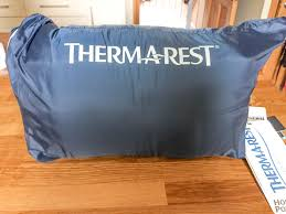 Thermarest Cushion How To Avoid The Cold With The Simple Honcho Poncho Solution
