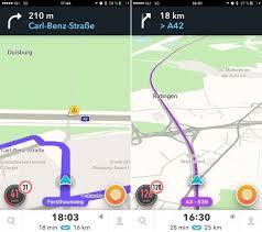 Waze Map Waze Navigations App Warnt Nun Auch Vor