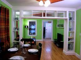 partition wall ideas apartments beauteous best affordable living room divider wall