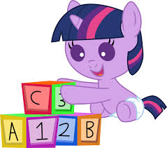 Baby Twilight Sparkle Twilight Sparkle S Play Time By Mighty355 On Deviantart