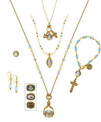 vatican jewelry most blessed among women