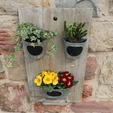 Wall Mounted Planters by Wall Mounted Garden Planters Home Design Ideas And Pictures