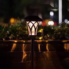shop for gigalumi solar pathway lights outdoor 6 pcs bright Bright Solar Landscape Lights