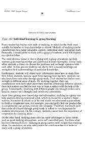toefl sample essays pdf toefl essay examples why