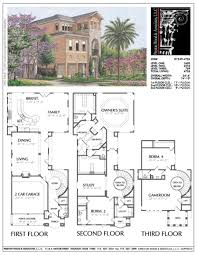 modern house plans for narrow lots urban home designs floor