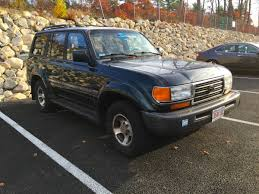 classic land cruiser for sale curbside classic 1997 toyota land cruiser 40th anniversary