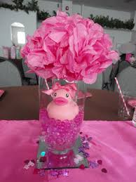 baby shower centerpieces girl lovely ideas baby shower centerpieces girl homely inpiration best