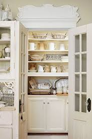 Kitchen Cabinets Cottage Style by Best 25 Small China Cabinet Ideas On Pinterest Built In Buffet
