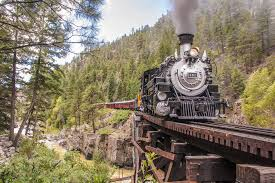 Trains In America Most Scenic Train Rides In America Train Trips With Amazing Views