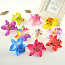 aliexpress com buy 10pcs cheap silk butterfly orchid artificial
