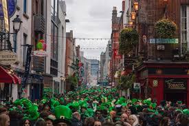 st patrick u0027s day why wear green u2014 a color u0027s irish history