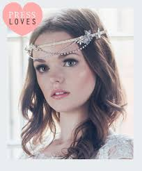 forehead bands bridal accessories at dress me pretty bridal room