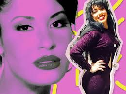 selena quintanilla purple jumpsuit how selena inspired impersonator to bidi bidi bom bom