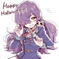 halloween long background halloween white background page 14 zerochan anime image board