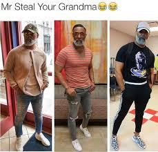 Meme French Grandma - mr steal your grandma know your meme