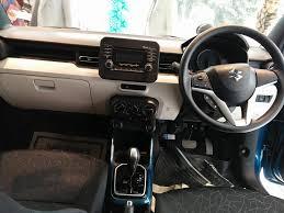 Suzuki Ignis Interior Maruti Suzuki Ignis Zeta Design Review Autosite India