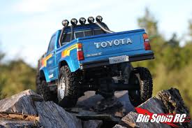 rally mini truck thunder tiger toyota hilux 1 12 pickup truck review big squid rc