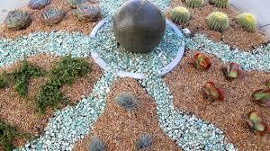 Succulent Rock Garden by Circular Succulent Garden Start To Finish Youtube