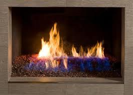fire glass fireplace home design inspirations