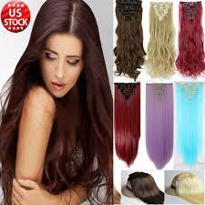 Cheap Thick Clip In Hair Extensions by Compare Prices On Hair Extension Clips Online Shopping Buy Low