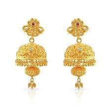 kerala style earrings kerala christain jewellery kerala christain bridal jewellery