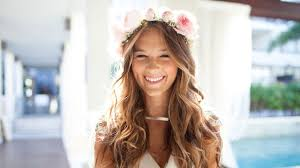 coiffure mariage cheveux lach s coiffure mariage l express styles