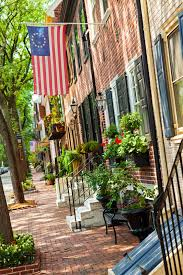 Philadelphia Row Houses - philadelphia row houses classic styles anyone can love