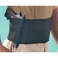 belly wrap pro tech outdoors 6 deluxe belly wrap holster 96835 holsters