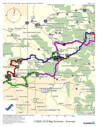 Utah Road Map by The 2016 Colorado Utah Best Of The Backcountry Expedition U2013 The