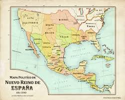 Spanish Map Of North America by North America Spanish States In Another Xix Century More Than