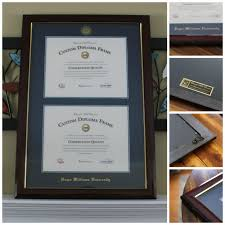 of illinois diploma frame 100 best diploma frames images on diploma frame college