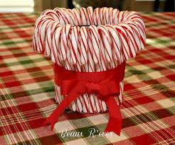 beaux r u0027eves candy cane vase