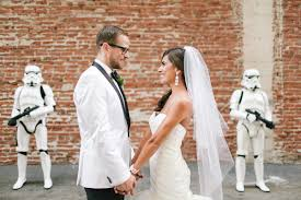 star wars themed weddings your big day