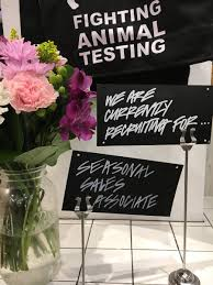 careers at lush