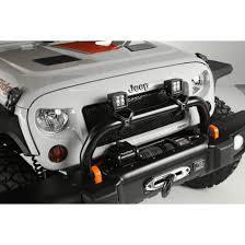 matte silver jeep spartan jeep grille