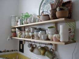 open cabinets in small kitchens kitchen wall shelves ikea for open