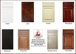 Kitchen Cabinet Colors Fine Kitchen Cabinets Java Color Homecrest Maple Mediterranean