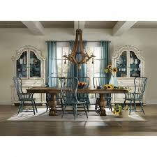 hooker dining room sets hooker furniture sanctuary brighton 9 piece dining set with sky