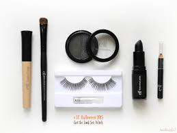 e l f halloween 2015 get the look set witch review makeupfu