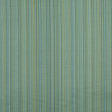 Striped Upholstery Fabric Turquoise Green And Beige Thin Striped Upholstery Jacquard Fabric