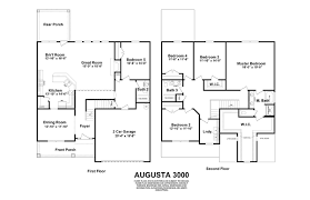 Palmetto Bluff Floor Plans The Augusta South Georgia Homes