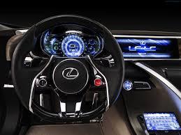 lexus lc interior images 2012 lexus lf lc blue concept interior 2 u2013 car reviews pictures