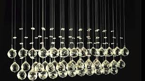 Glamorous Chandeliers Glamorous Crystal Ceiling Lights Youtube
