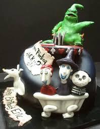 disney nightmare before birthday cake disney every day