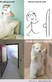 Canada Snow Meme - memes canada living