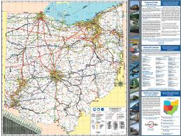 Map Of Cities In Ohio by Pages Ohio Rail Map