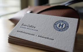 hoban press custom letterpress printing
