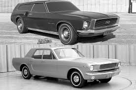 coolest ford mustang top eight coolest ford mustang design studies w poll